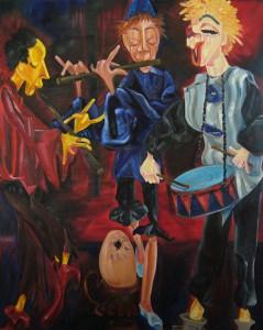 Opwekkingslied door Berthilde Bouman