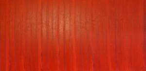 Nature rood door Nathalia Zoer