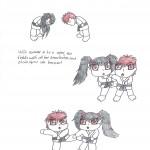 The love battle p3 door Liu Jing