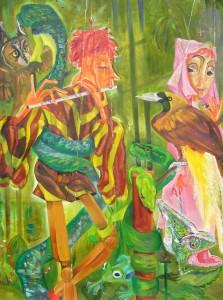 Geruisloos groen door Berthilde Bouman