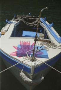 Boot door Nathalia Zoer
