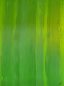 Nature groen door Nathalia Zoer